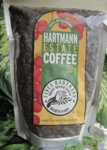 Coffee from Panama Hartmann Estate Coffee