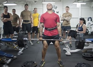Does Coffee Enhance Athletic Performance - Weight Lifting
