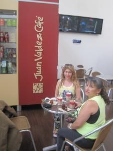Manizales: Juan Valdez Coffee Shop