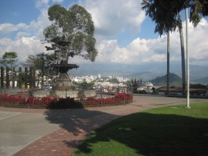 Manizales, Colombia View