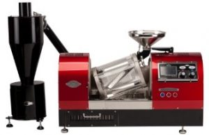 The Gene Cafe CBR 1200 small batch coffee roaster provides an even and reliable roast with automatic roasting.