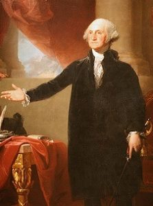 Besides leading the American colonies to independence, George Washington knew how to make homemade eggnog.