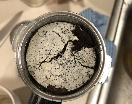 Best Ways to Clean a Coffee Maker - Mineral Buildup Results